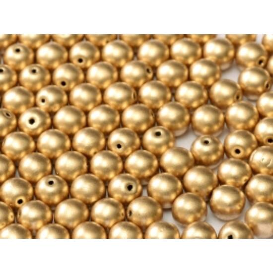 Préselt golyó - 6mm - Aztec Gold - 01710
