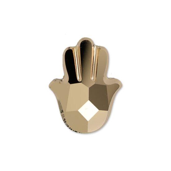 Swarovski -  4778 Fatima keze -  18MM - CRYSTAL ROSE GOLD