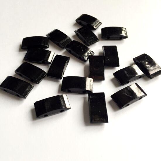 Carrier fekete - műanyag gyöngy