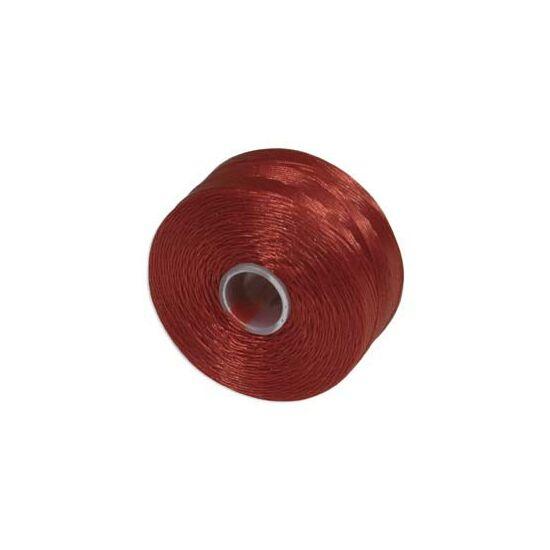 Gyöngyfűző cérna - S-LON - Red