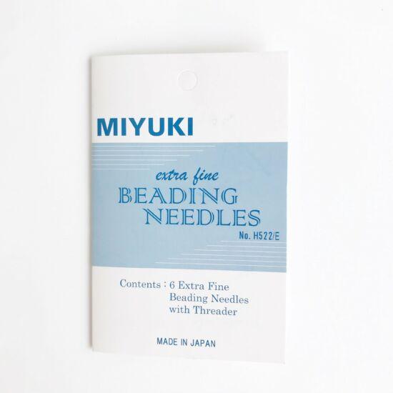 MIYUKI NEEDLE SET - MIYUKI TŰ KÉSZLET - H522/E