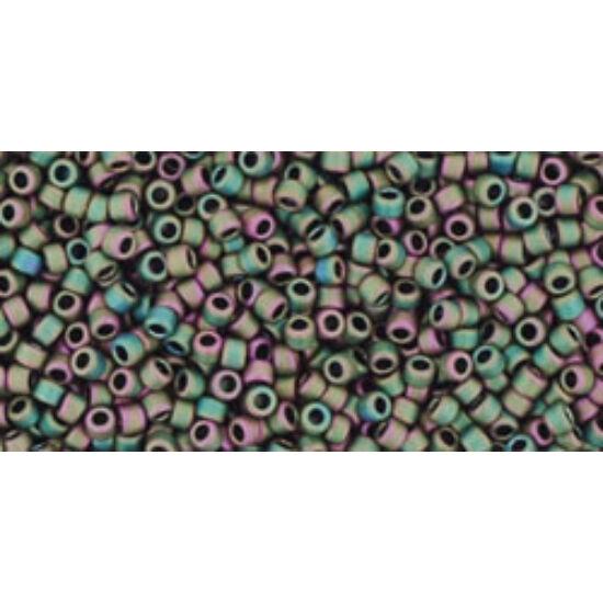 Toho kásagyöngy - 15/0 - Matte-Color Cassiopeia