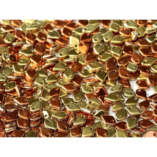 1,5x5mm California Aranyláz, DRAGON® gyöngy