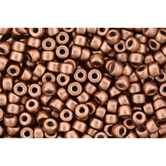Matubo - 6/0 - Matte - Metallic Copper - K0177