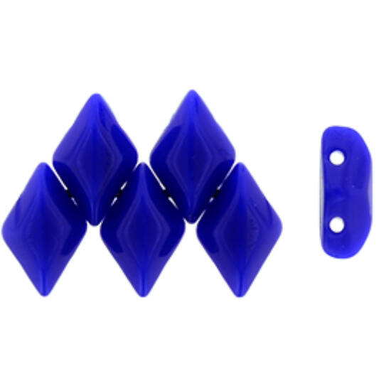 GEMDUO - 8x5mm - Opaque Blue - 33050