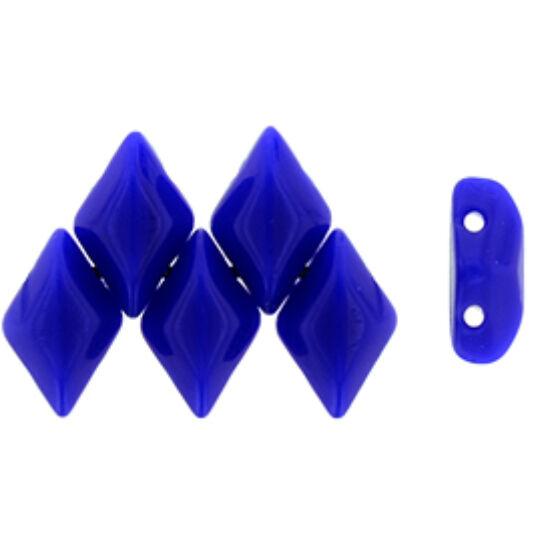 GEMDUO - 8x5mm - Opaque Blue - 33050