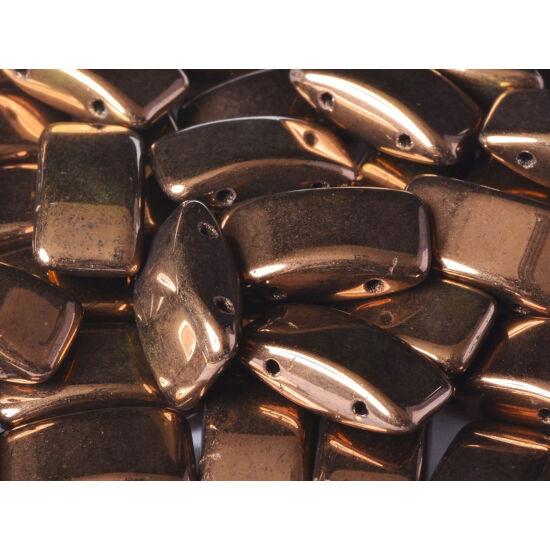 CARRIER gyöngy - 9X17mm - JET BRONZE - 14415
