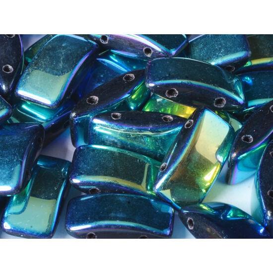 CARRIER gyöngy - 9X17mm - JET FULL AB - 28703