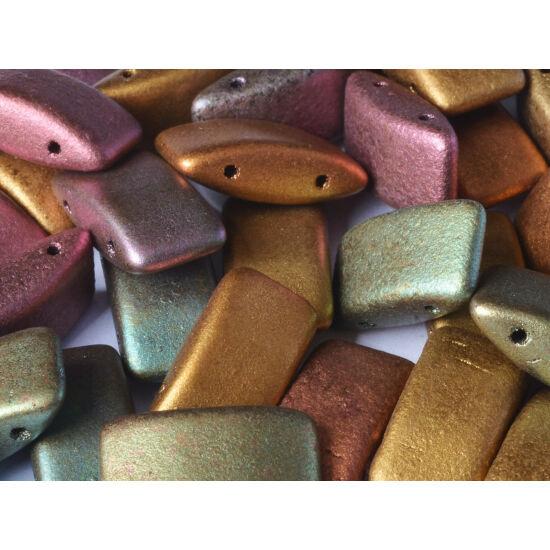 CARRIER gyöngy - 9X17mm - ANCIENT GOLD - 01620