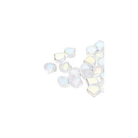 Ginko - 7,5x7,5mm - Crystal AB - X00030