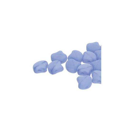 Ginko - 7,5x7,5mm - OPAL BLUE MAT - 84110