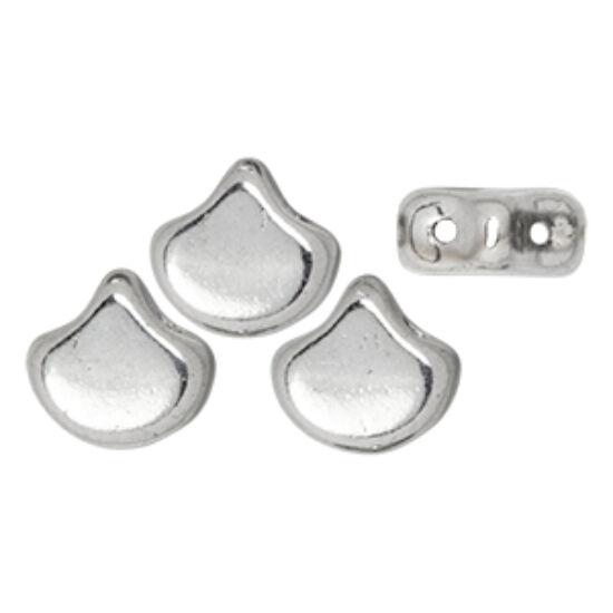 Ginko - 7,5x7,5mm - Silver - 27000CR