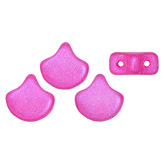 Ginko - 7,5x7,5mm - Chatoyant - Hot Pink - 29714AL