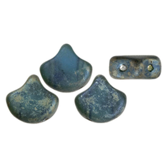 Ginko - 7,5x7,5mm - Matte - Sapphire - Rembrandt - MRB30060