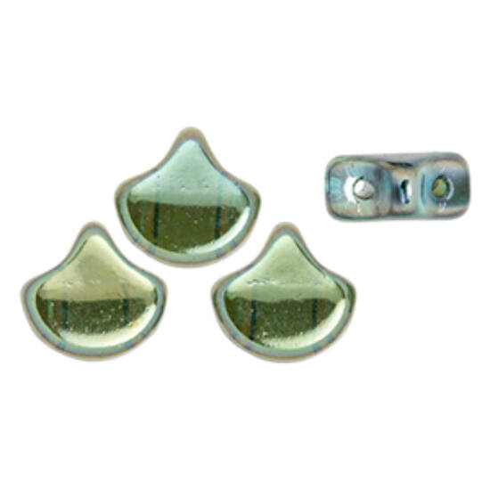 Ginko - 7,5x7,5mm - Aquamarine - Full Celsian - ZZ60020