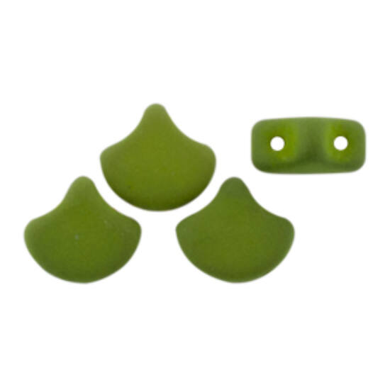 Ginko - 7,5x7,5mm - MATTE VELVET LIZARD GREEN - 29534
