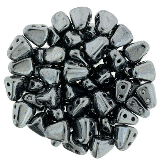 NIB-BIT - 6x5mm - Hematite - L23980