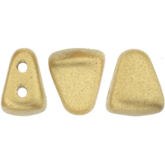 NIB-BIT - 6x5mm - Matte - Metallic Flax - K0171