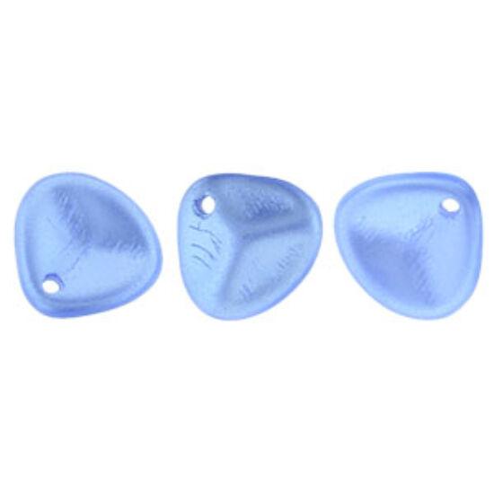 Petal - 8x7mm - Pearl Coat - Baby Blue - gyöngy - 25015AL