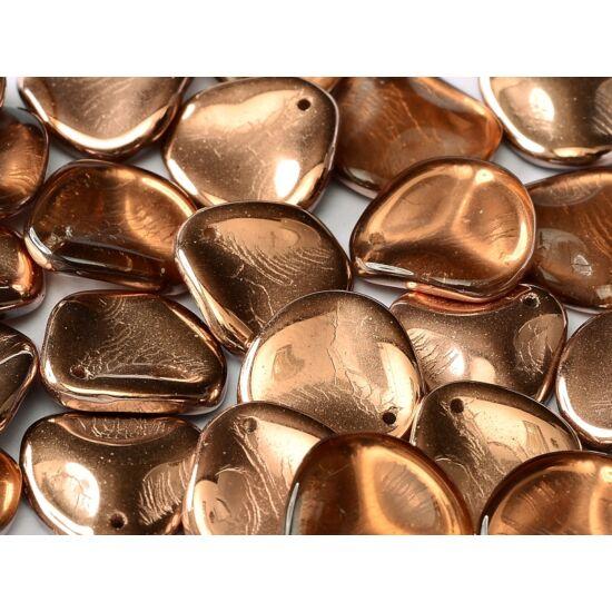 Petal gyöngy - 14x13mm - 10200 CAPRI GOLD - 27101