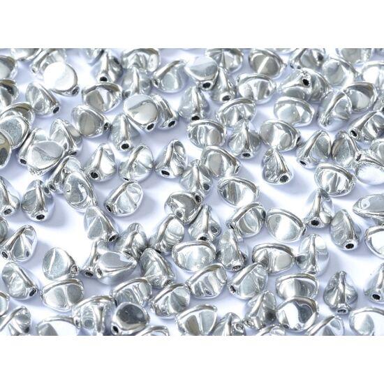 Pinch gyöngy - 5x3mm - Crystal Labrador Full - 27000