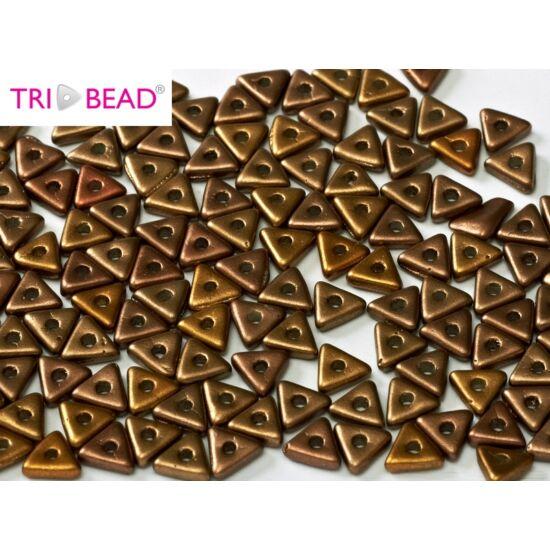 4mm Metál Mix, Tri-Beads