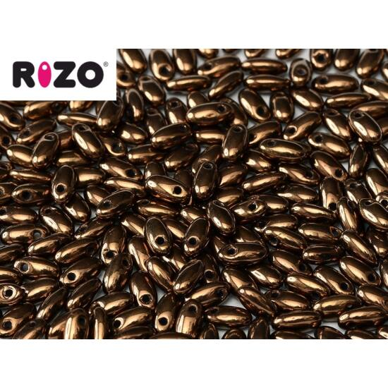 RIZO 2,5 X 6 MM JET BRONZE