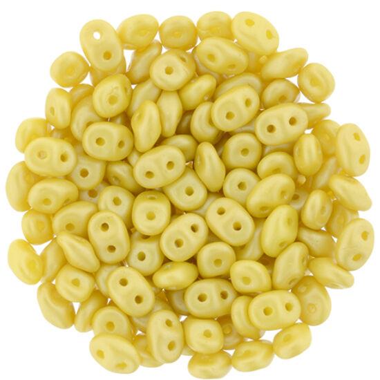 SuperDuo 2,5x5mm - Powdery - Yellow
