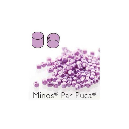 Minos® par Puca®- Pastel Lilac 2,5x3mm