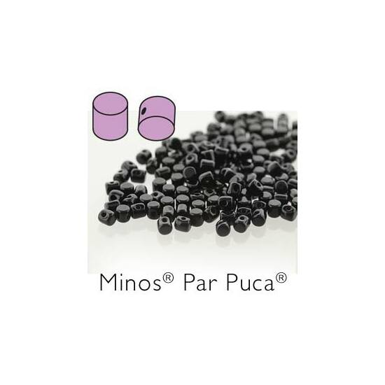 Minos® par Puca®- Black 2,5x3mm