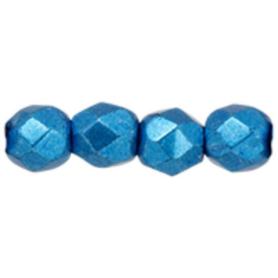 Cseh Csiszolt - 3mm - Saturated Metallic Nebulas Blue - 06B03