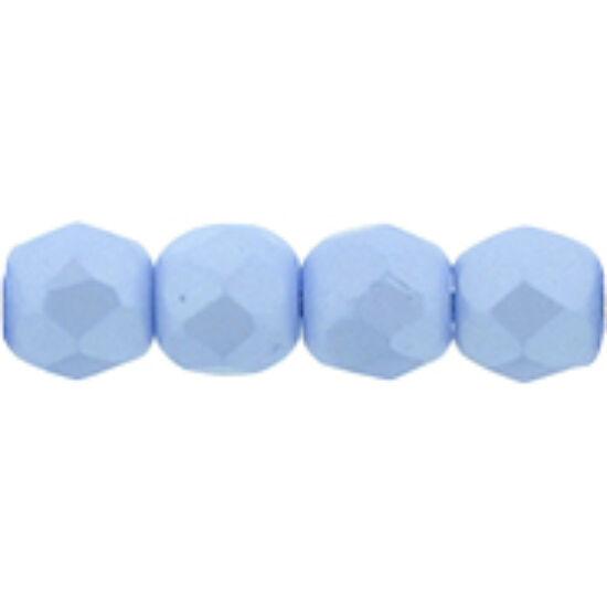Csiszolt gyöngy - 3mm - Pastel Blue - 29310AL