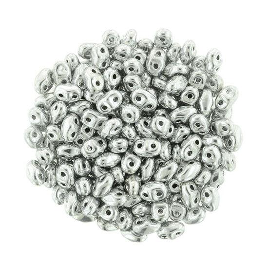 MiniDuo - 2,5x4mm - Silver - 27000CR
